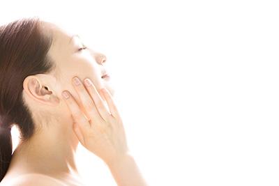 洗顔と保湿